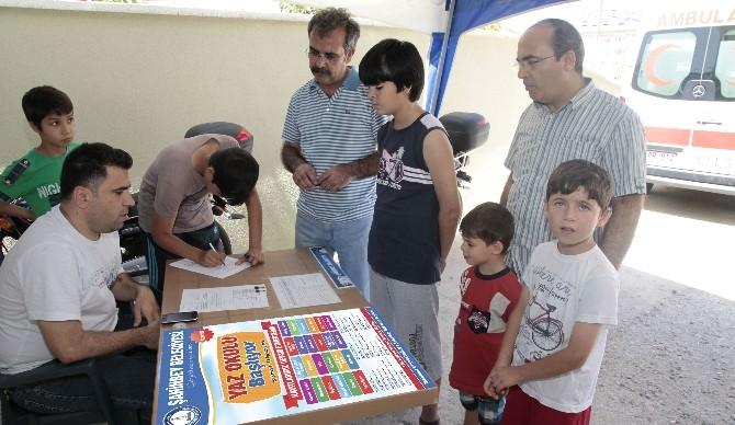 Şahinbey Belediyesi Yaz Spor Okulu Kayıtları Devam Ediyor