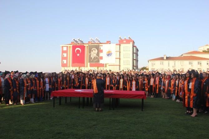 Sinop Üniversitesi'nde Mezuniyet Töreni