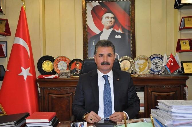 Başkan Tuna'dan Ramazan Mesajı