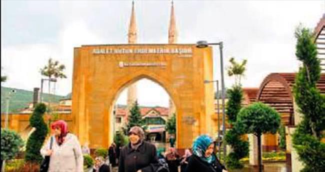 Çamlıdere binlerce ziyaretçi ağırlıyor