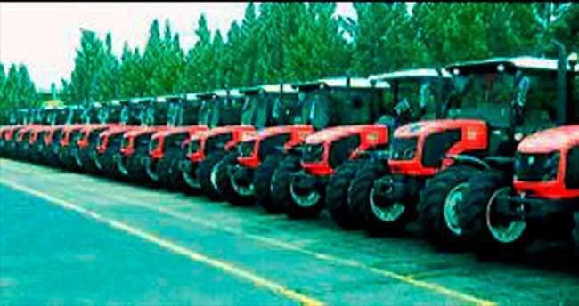 Sincan OSB'den 'Haşmet'li traktör