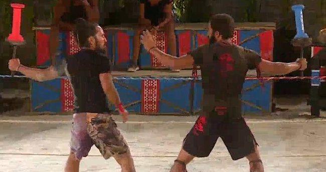 Survivor yarışmasında Turabi diskalifiye oldu!