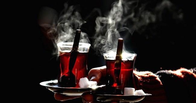 Çayın tadı değişiyor