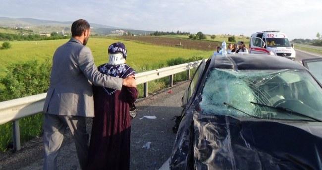 Ankara'da trafik kazası: 5 yaralı