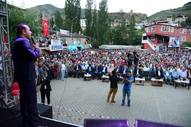 Saimbeyli Kültür Sanat Ve Kiraz Festivali