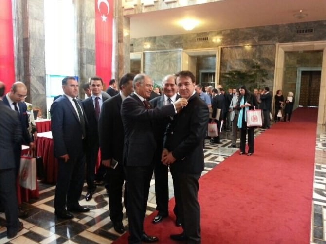 AK Parti Erzurum Milletvekili Aydemir: 'Sermayemiz Erzurumluluğumuzdur'