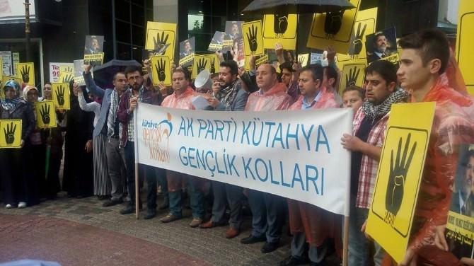 AK Parti'den Mursi'nin İdam Cezasına Tepki