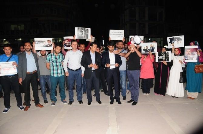 AK Parti Gençlik Kolları'ndan Mursi'nin İdam Kararına Tepki