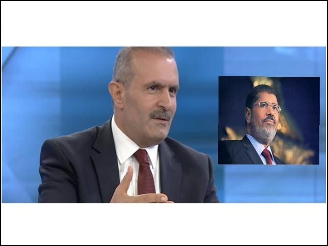 AK Parti Van Milletvekili Burhan Kayatürk'ten Mursi'nin İdam Kararına Tepki