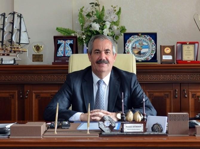 Başkan Necati Gürsoy'dan Ramazan Ayı Mesajı