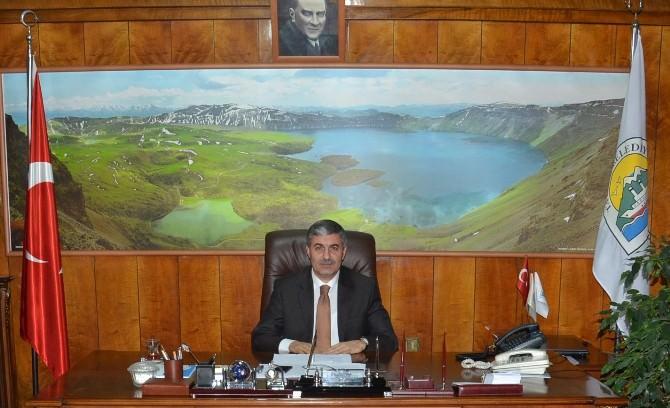 Başkan Aksoy'un Ramazan Mesajı