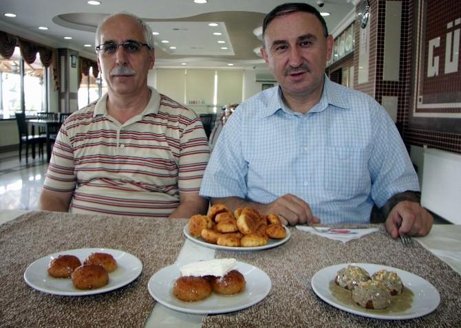 Ramazanın Vazgeçilmez Lezzeti Kemalpaşa Peynir Tatlısına Talep Patlaması