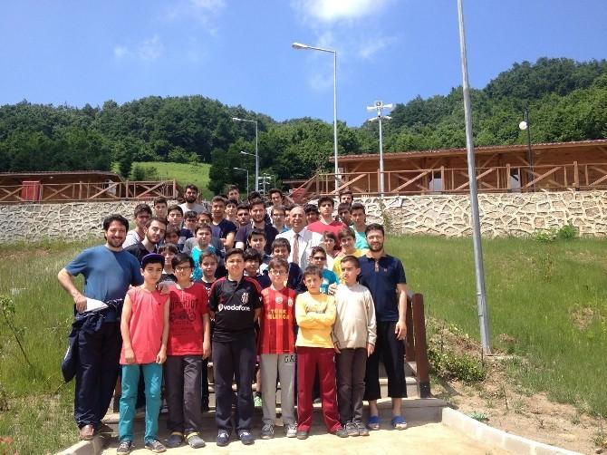 Nebyan Doğa Ve İzcilik Kampı'nın Kapıları Gençlere Açıldı