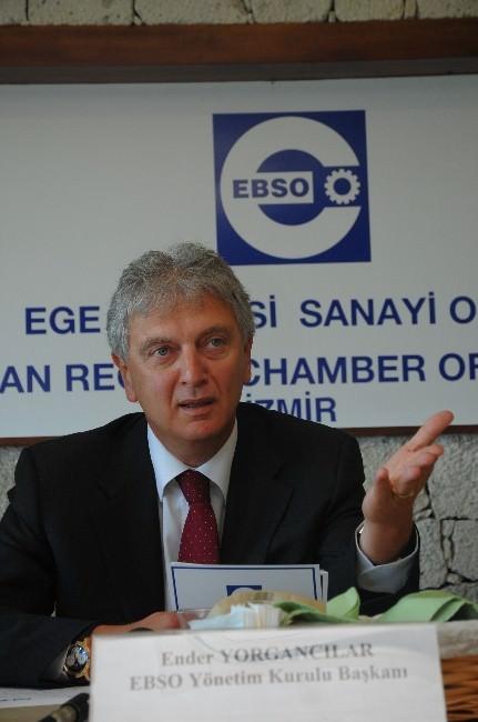 İSO'nun Açıkladığı 500 Büyükte 59 Ebso'lu