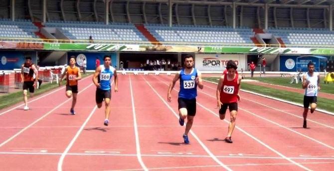 Büyükşehirli Atletler Balkan Şampiyonası'nda