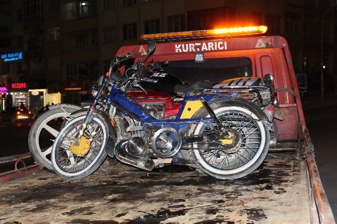 Niğde'de Trafik Ekipleri Motosiklet Uygulaması Yaptı