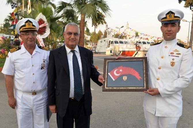 Sahil Güvenlik Komutanlığı'nın 33. Yaşı Kutlandı
