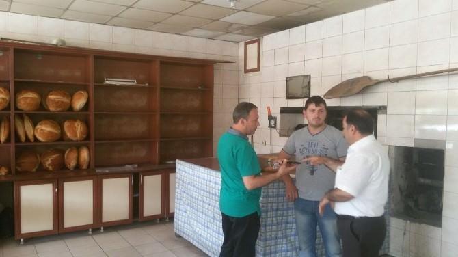 Ünye'de Fırınlara Ramazan Denetimi