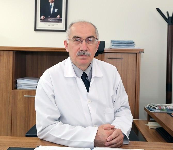Uzm. Dr Aydın Sarı Sağlıklı Kalmanın Püf Noktalarını Açıkladı