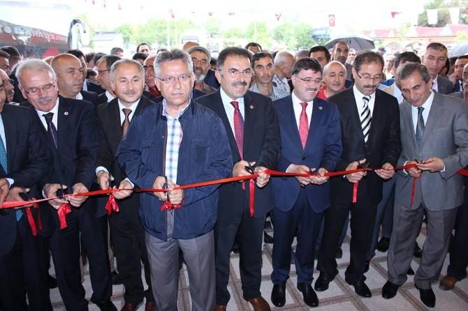 Yenilenen Yozgat Otobüs Terminali Hizmete Açıldı