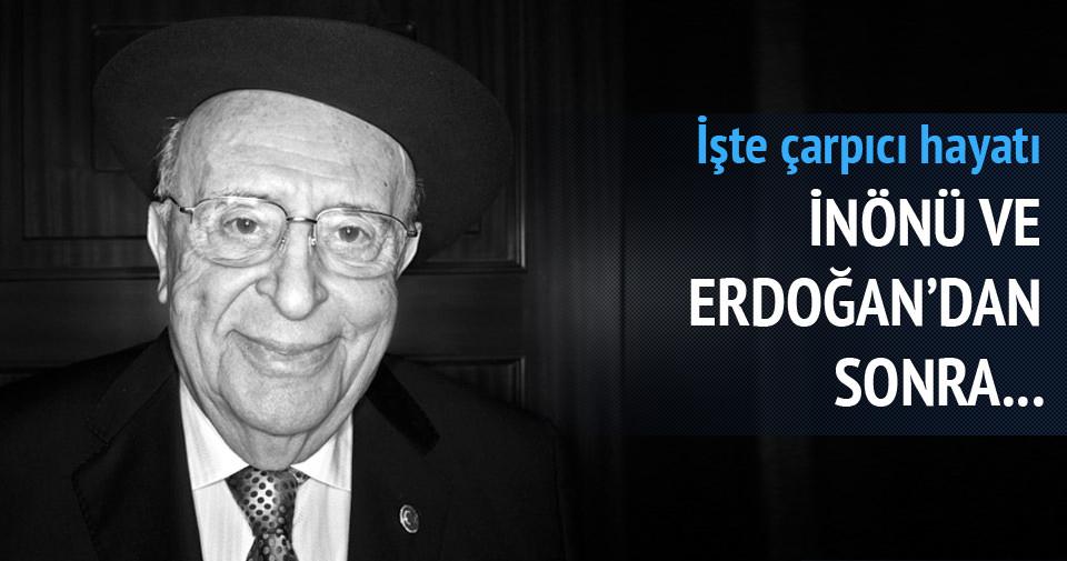 İşte Süleyman Demirel'in 91 yıllık hayatı