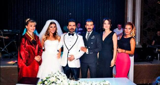 Abisini evlendirdi