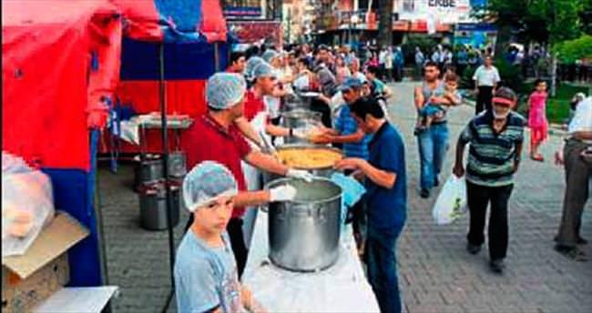Ödemiş'te Ramazan bir başka yaşanacak