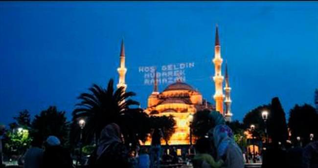 11 ayın sultanı ramazan başladı