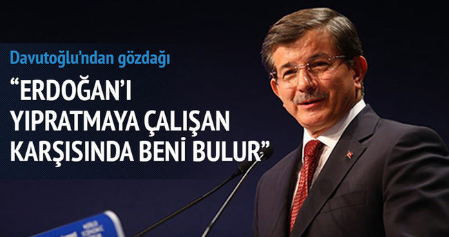 TÜSİAD'a Erdoğan uyarısı