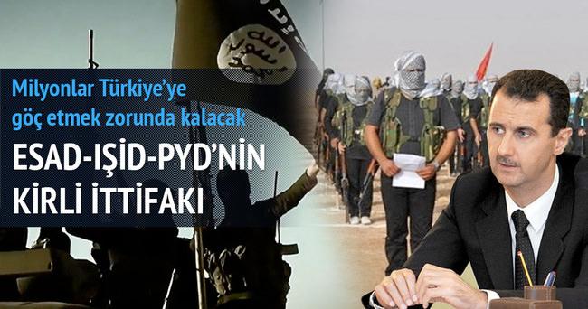 Türkiye için büyük tehlike! IŞİD alıp PYD'ye teslim edecek