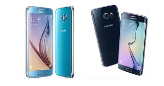 Galaxy S6 ve S6 Edge'in yeni renkleri geliyor!