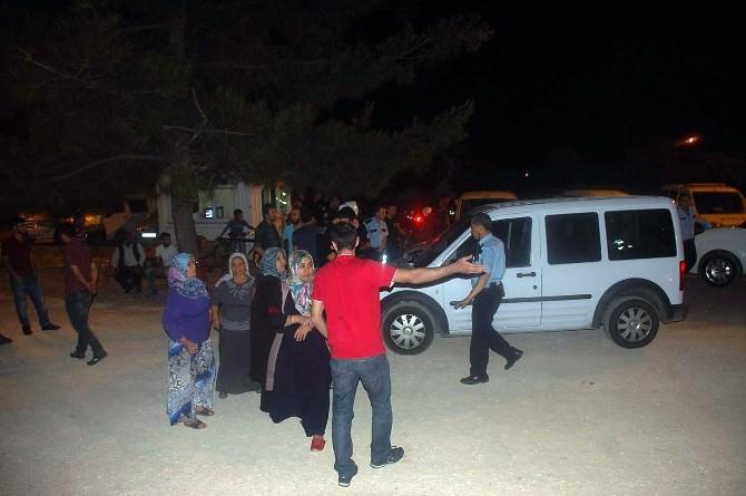 Kız Meselesi Kavgasında 1 Polis Yaralandı