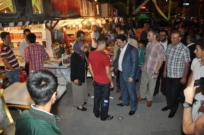 Aksaray'da Ramazan Sokağı Açılıyor
