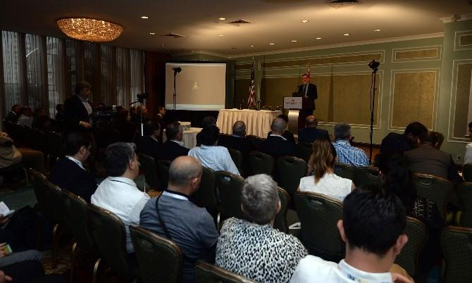 BTSO Üyeleri ABD İle İşbirliği İmkanlarını Değerlendirdi