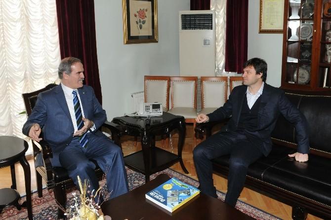 Bursa Büyükşehir Belediye Başkanı Recep Altepe: