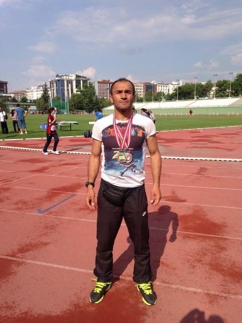 ÇAYKUR Rizespor'da Atletizmde Bir İlk