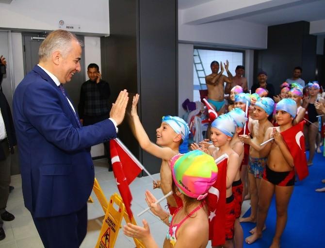 Denizli'de Yaz Spor Okulları Başlıyor