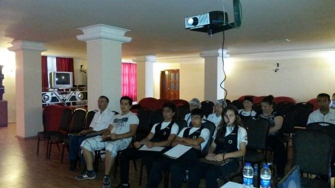 Didim Mesleki Eğitim Merkezi Turizm İşletmelerinde Eğitimlere Başladı