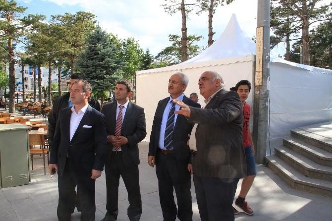 Erzincan Belediyesi Ramazan Ayına Hazır