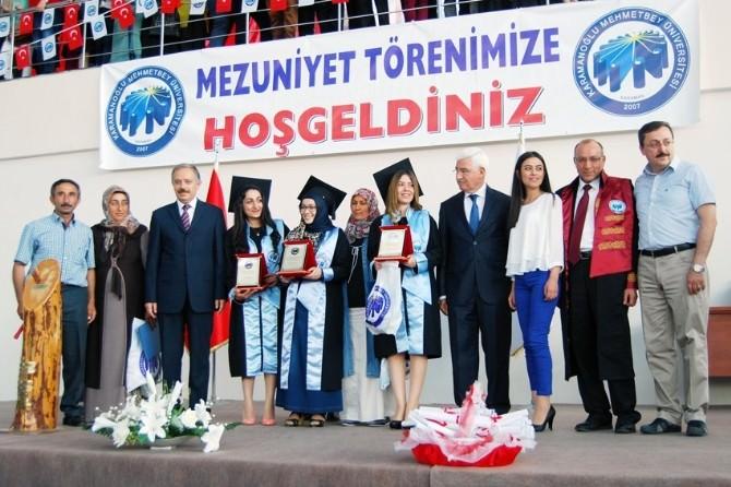 KMÜ'de Okul Birincisi İki Kardeşin İlginç Başarı Öyküsü