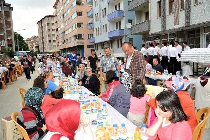 Kastamonu Belediyesi'nden Günlük 2 Bin Kişiye İftar