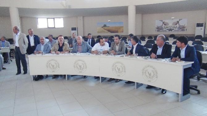 Kızıltepe Hububat Ticaret Merkezi'nde Tescil Bürosu Ve Analiz Laboratuvarı Açıldı