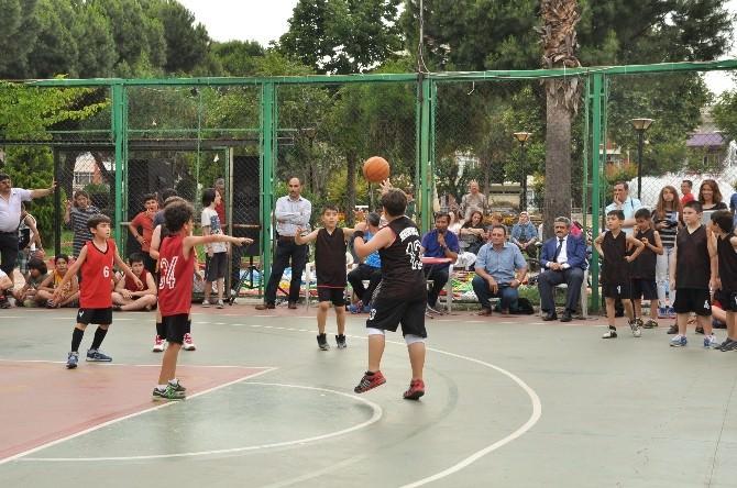 Minik Sincaplar Basketbol Turnuvası Düzenlendi