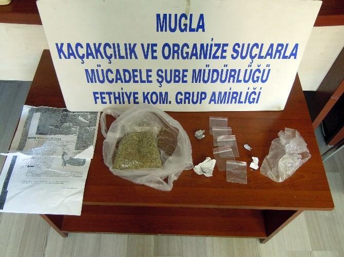 Marmaris, Menteşe Ve Fethiye'de Uyuşturucu Operasyonu
