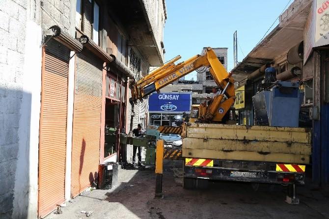 Şahinbey Sanayi Sitesine Taşınmalar Başladı
