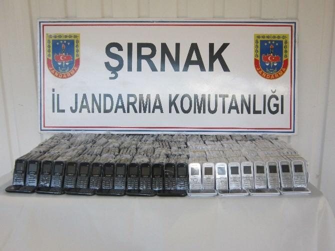 Şırnak'ta 69 Bin Paket Kaçak Sigara Ele Geçirildi