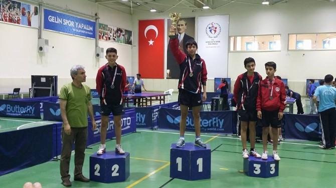 Yalovalı Raketler Yıldızlar Türkiye Şampiyonası'na Damga Vurdu