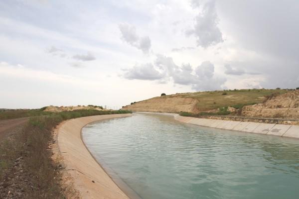 Dünyanın 5. Büyük Sulama Tüneli'nden Suruç Ovası'na Adeta Bir Nehir Akıyor