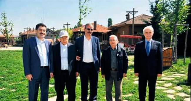 Usta edebiyatçılar Altınköy'ü beğendi