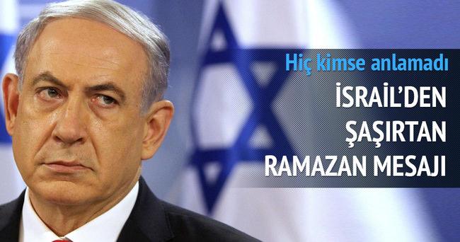 Netanyahu'dan Ramazan mesajı: Biz dine en saygılı devletiz
